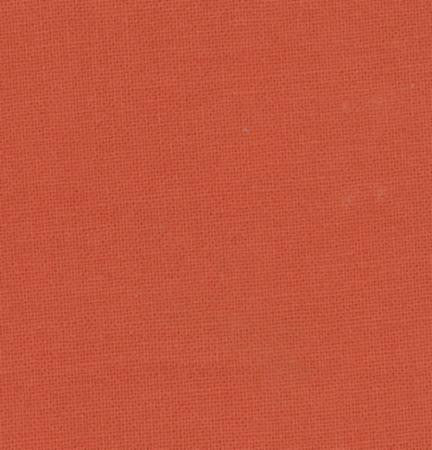 Bella Solids Betty Orange Fabric 9900 124
