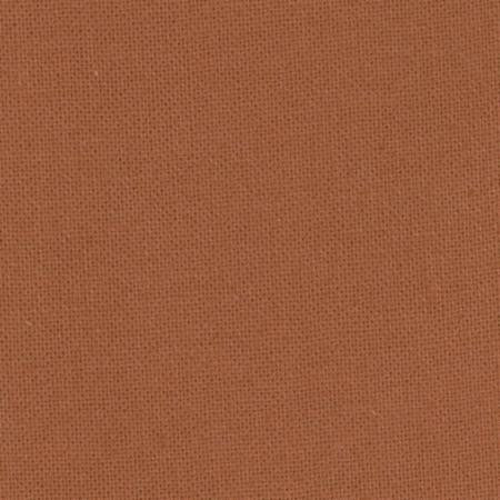 Bella Solids Rust Fabric 9900 105