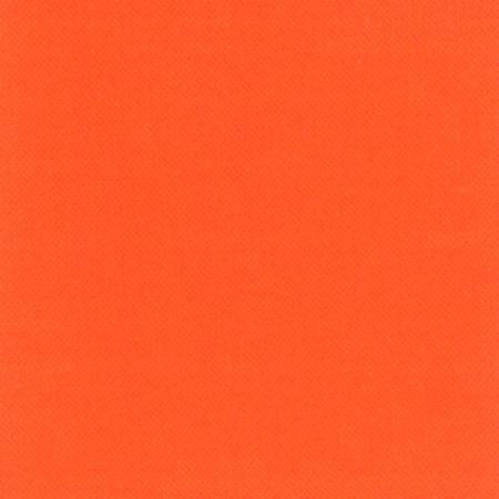 Bella Solids Tangerine Fabric 9900 255