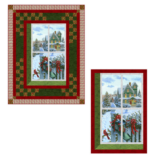 Christmas Delivery Panel Pattern PTN2496