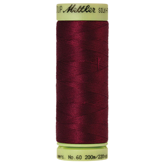 Cranberry Mettler 60wt Thread 0918