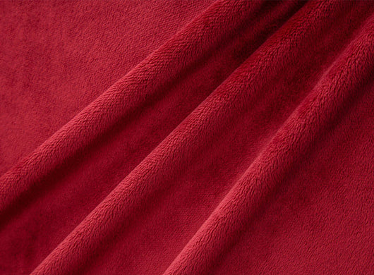 Cuddle Solid Crimson DR193630