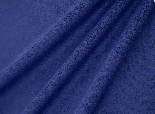 Cuddle Solid Midnight Blue - DR145609