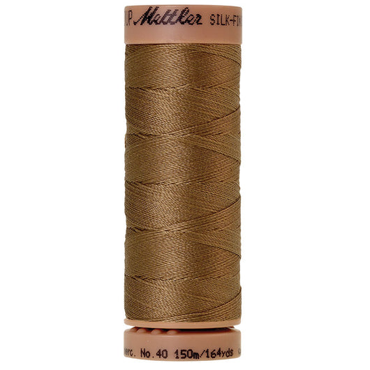 Dark Tan Mettler 40wt thread 0287