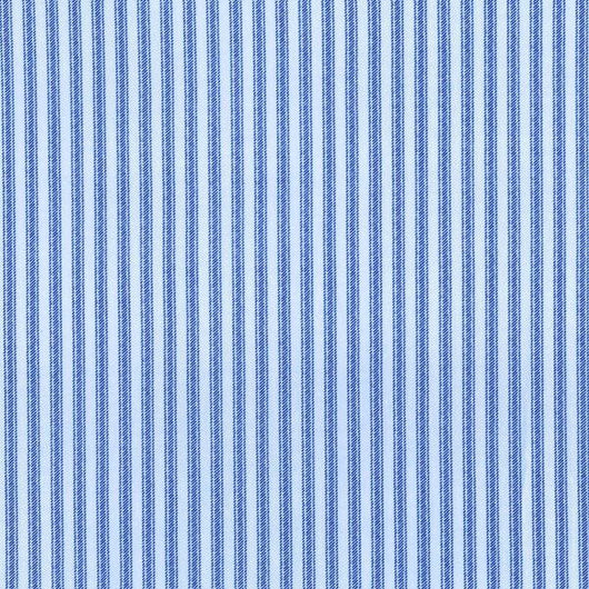 Dots & Stripes Blue by RJR Studio Fabric 2959-06
