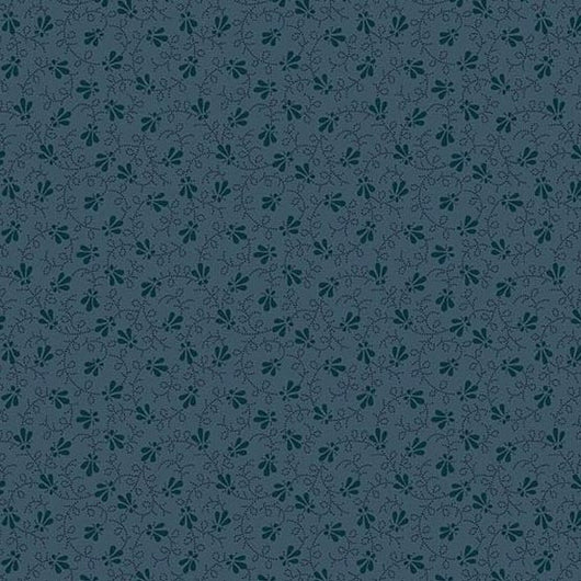 Dotty Vine Blue A-9016-B