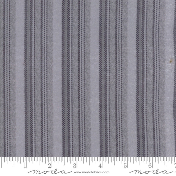 Farmhouse Flannels Steel 1270 12F Moda