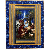 Manger Nativity Christmas Quilt Kit
