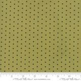 Oxford Prints Green Polka Dot 5713 12