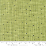 Plush Grid Moss Green 17899 24