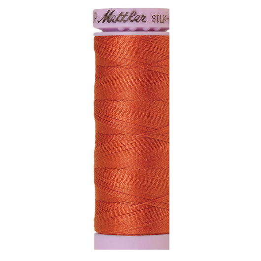 Reddish Ocher Mettler 50wt Thread