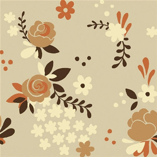 Birch Rose Garden Taupe - TW-10