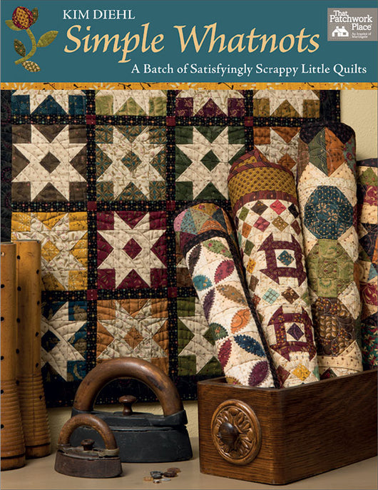 Simple Whatnots Quilt Pattern Book