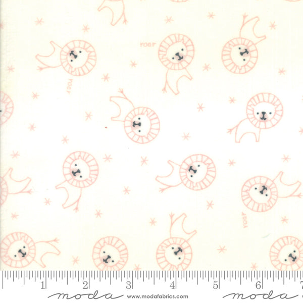 Soft Sweet Pink Cream 20602 11F Moda Flannel