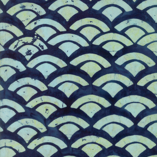 Sunday Drive Midnight Cloud Shell Fabric 43076 53