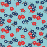 Sunday Drive Pond Floral Fabric 43071 13