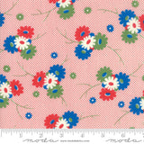 Sweet Harmony Daisy Dot Red 21753 11