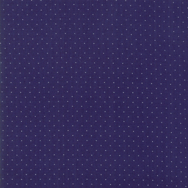 Sweet Harmony Pin Dot Dark Blue 21098 147