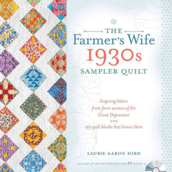 The Farmers Wife 1930s Sampler Quilt Book