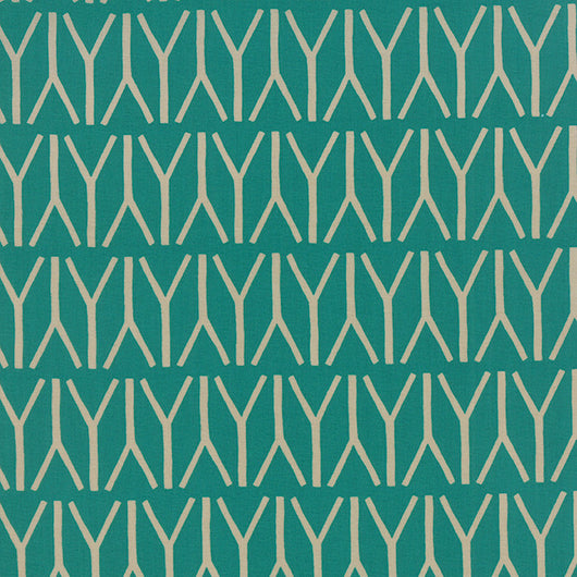 Valley Branches Teal 37513 22