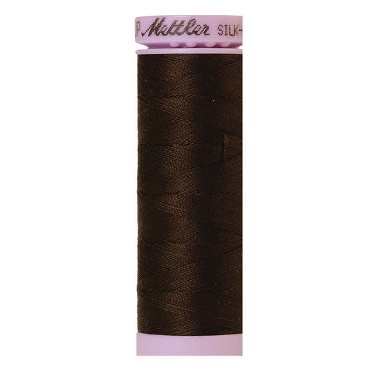 Very Dark Brown Mettler 50wt Thread 1002