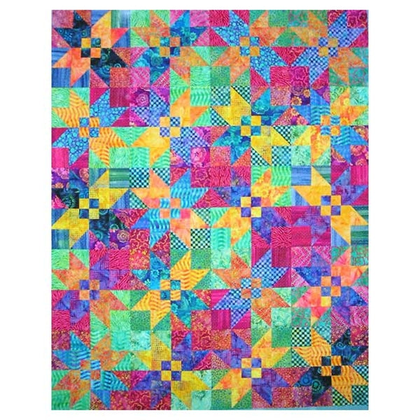Check Out the Stars Quilt Pattern