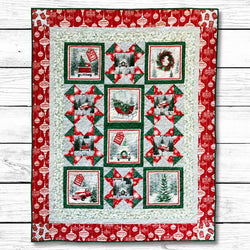 Holiday Traditions Christmas Quilt