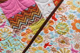 Wrens & Friends Baby Quilt