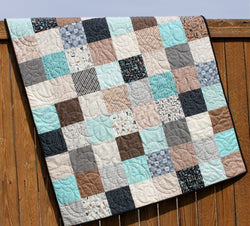 Sweetwater's Elementary Baby Quilt