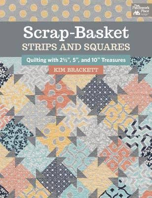 Scrap-Basket Stripes and Squares Book