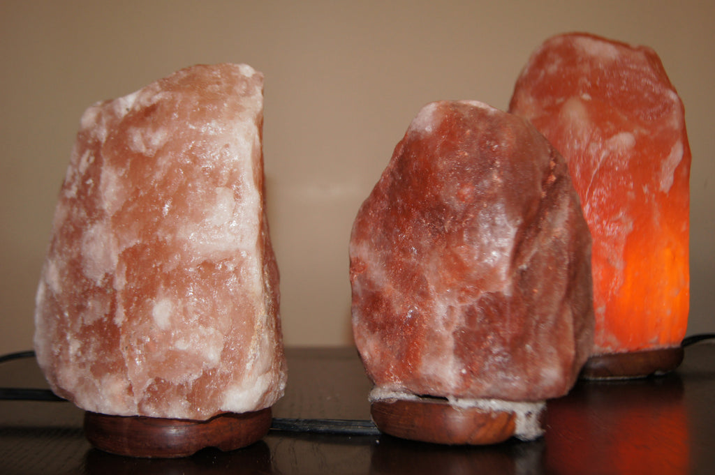 """Becca's Favorite Things"": Himalayan Salt Lamps"