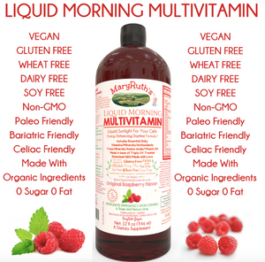 """Becca's Favorite Things: MaryRuth's Liquid Morning Multivitamin"""