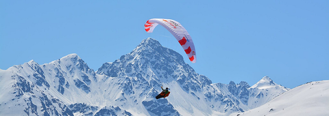 Phi Maestro X-Alps the perfect wing for hike and fly competitions or a private X-alps.
