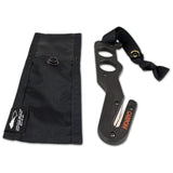 Charly Rescue Hook Knife - Carbon Fiber Double Blade