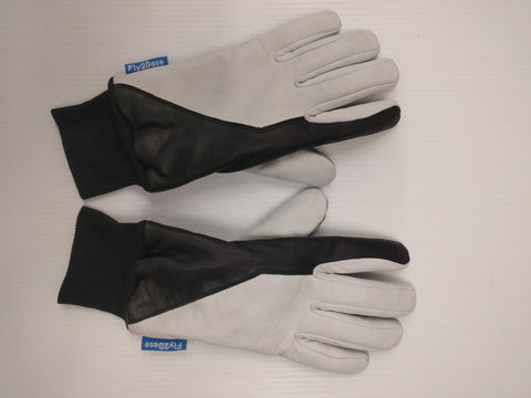 Fly2Base Leather Gloves Touch - 3 Season