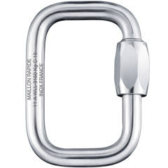 Peguet Maillon Rapide Square 5 mm Stainless Steel