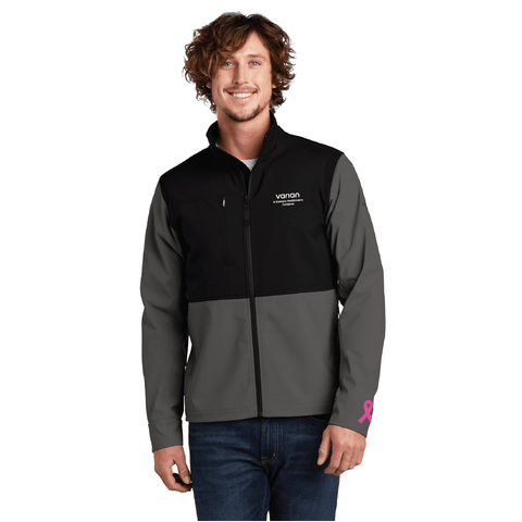 Pink Innovation Men's The North Face® Castle Rock Soft Shell Jacket