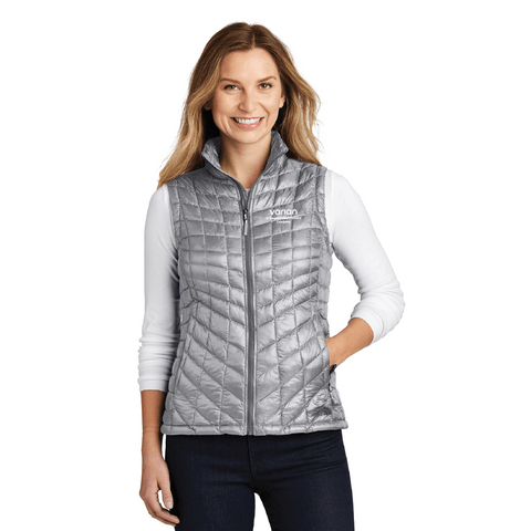 Pink Innovation Ladies The North Face® ThermoBall™ Trekker Vest