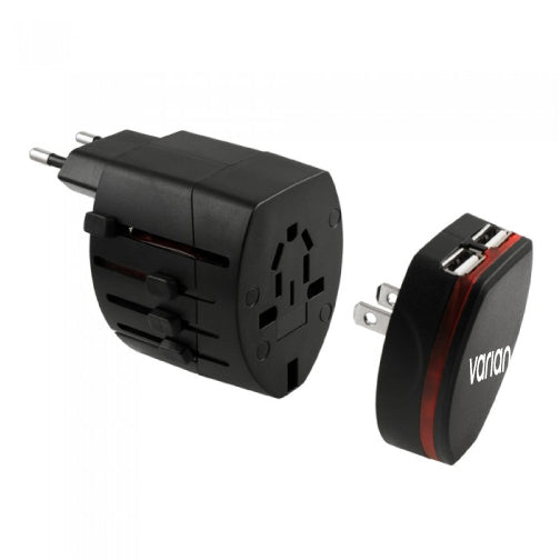 Universal Travel Adapter & Case