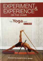 HS Arun - Experiment & Experience on the Chair - Book