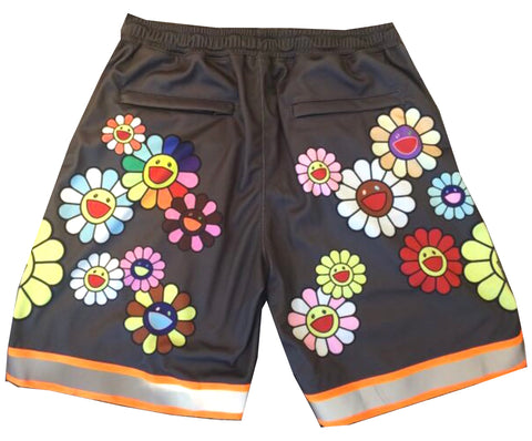 """Homage To Murakami"" Shorts"
