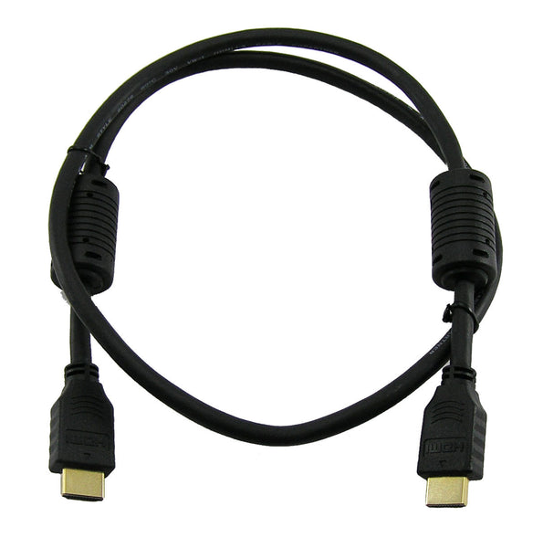 3FT HDMI M-M Cable