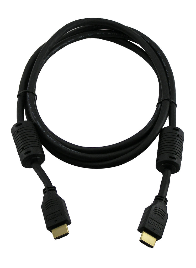 6 FT M/M HDMI-HDMI Cable for LED/LCD/HDTV/DVD/Plasma