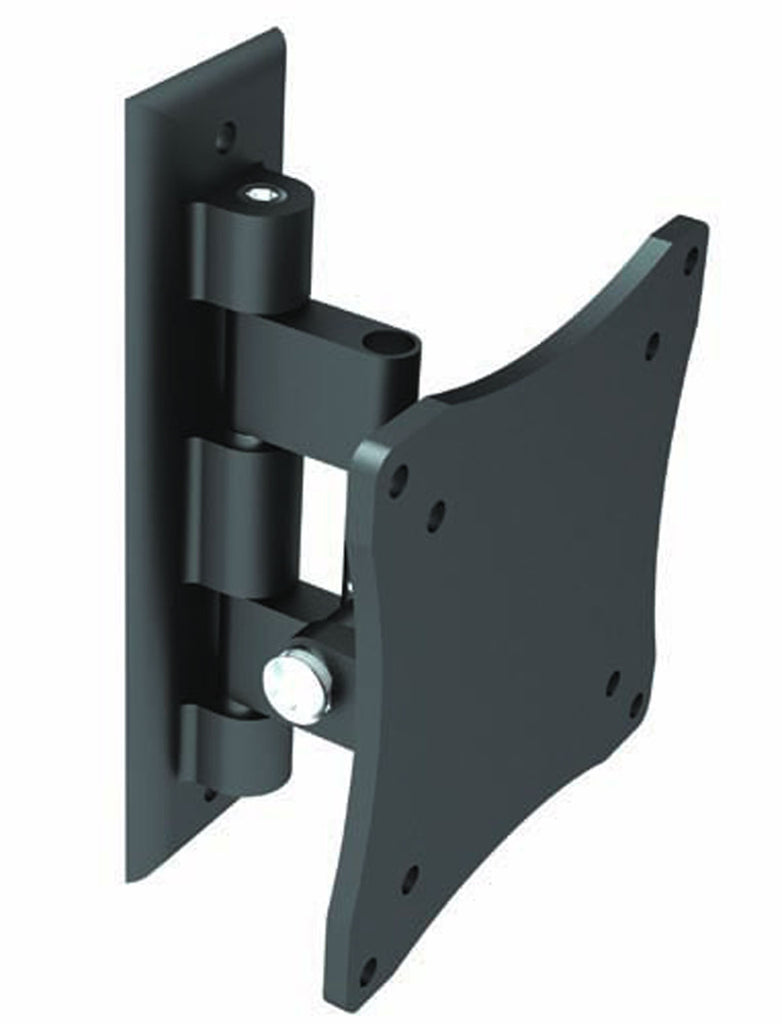 "Full-Motion Black Tilt/Swivel Wall Mount for 13"" - 27"" TV/Monitor (WM103)"