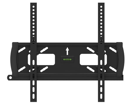 "Anti-Theft Tilting Black Wall Mount for 32"" - 55"" TVs (WM92)"