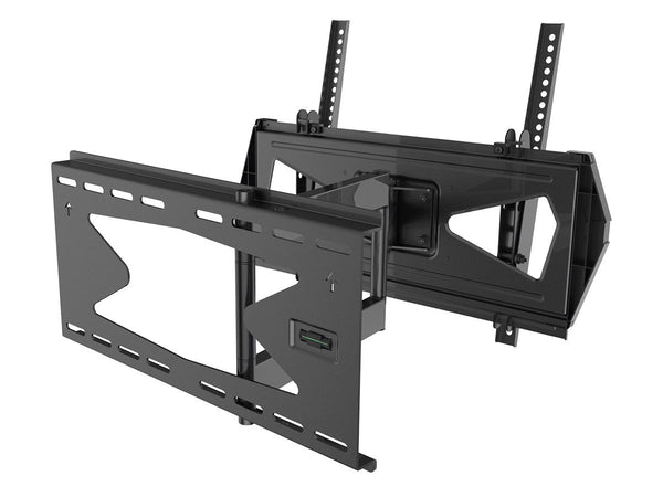 "Anti-Theft Full-Motion Black Tilt/Swivel Wall Mount for 32"" - 55"" TVs (WM93)"