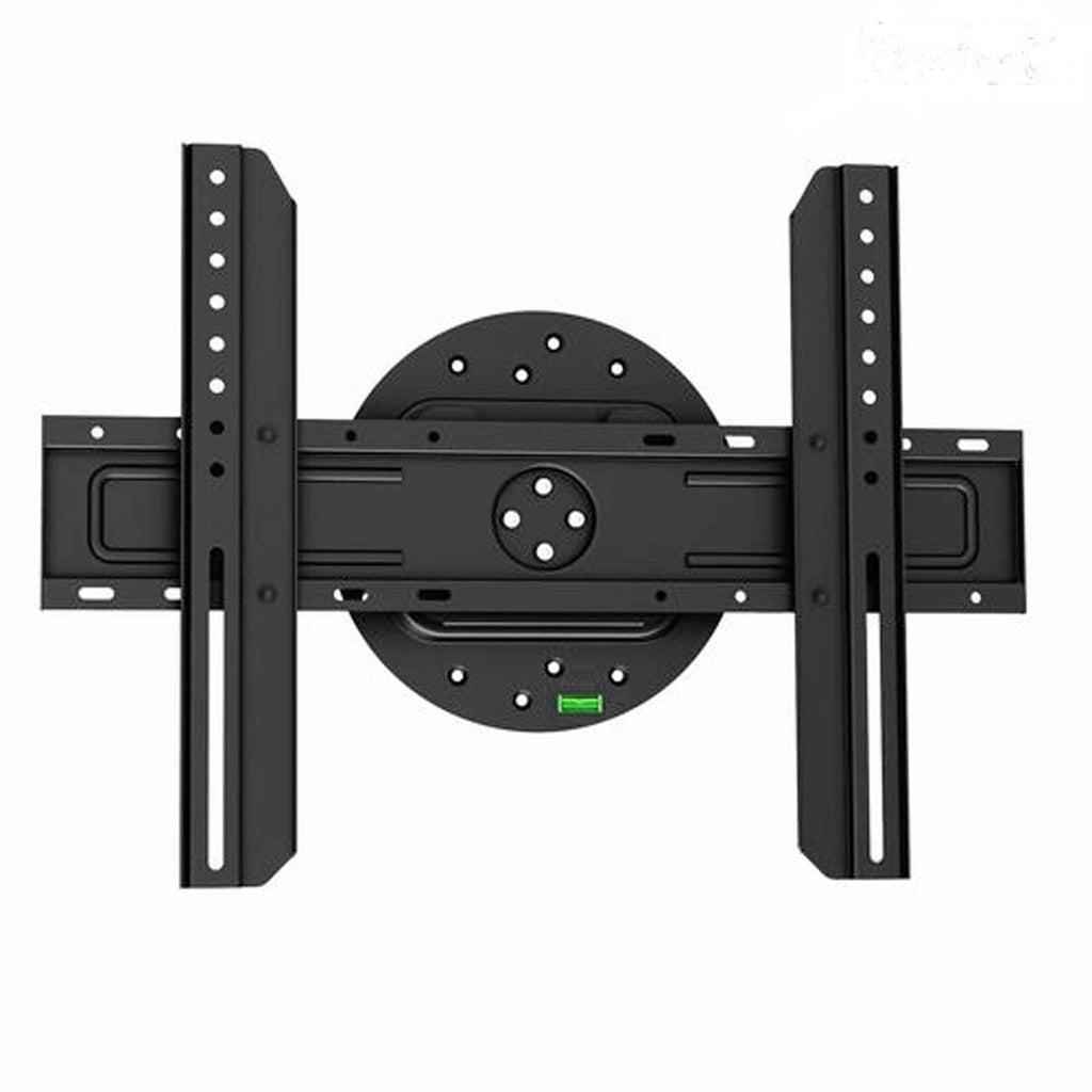 Black Full-Rotation Fixed/Flat Wall Mount Bracket - Fixed/Flat/Rotating