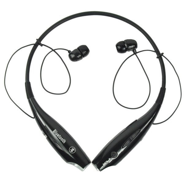 Stereo BLUETOOTH (Blue Tooth) Wireless Headset for Smartphones/Tablets (HV800)