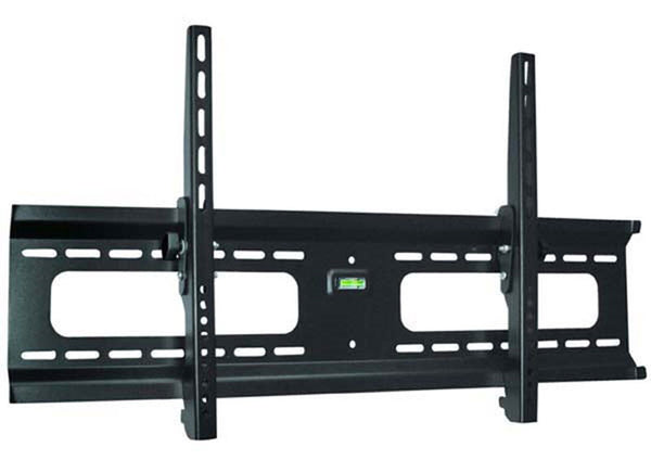 "Ultra-Slim Low Profile Tilting Black Wall Mount for 37"" - 70"" TVs (WM43)"