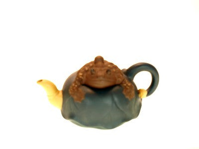 Mr. Toad Yixing Teapot